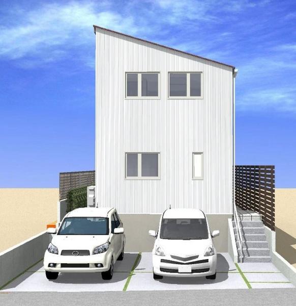 仙台市泉区山の寺 新築戸建
