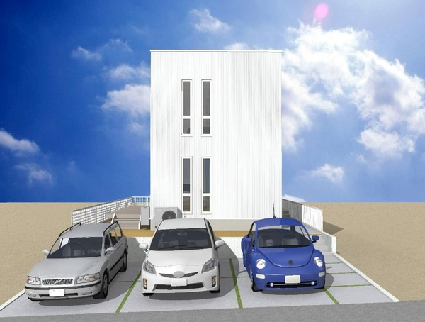 富谷市東向陽台 新築戸建