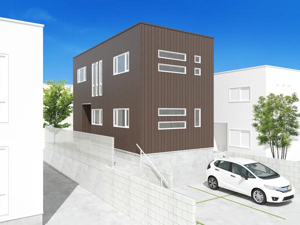 仙台市青葉区中山 新築戸建